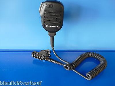 Hör-/Sprechgarnitur Motorola NMN6191C Lautsprecher MTS 2010/13 GP900 BV-F0036