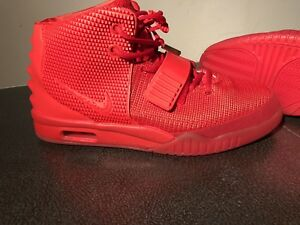 Nike yeezy red october a vendre