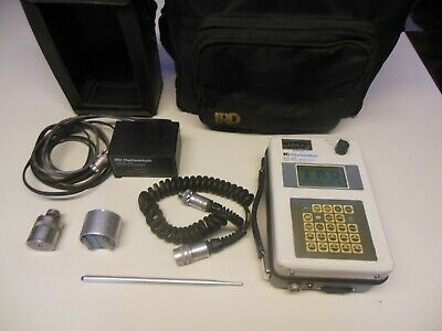 Ird Model 818 Vibration Analyzer With Model 970 Probe