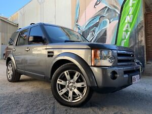 2009 LAND ROVER DISCOVERY 3 SE UPDATE MY09 4.0i Milton Brisbane North West Preview
