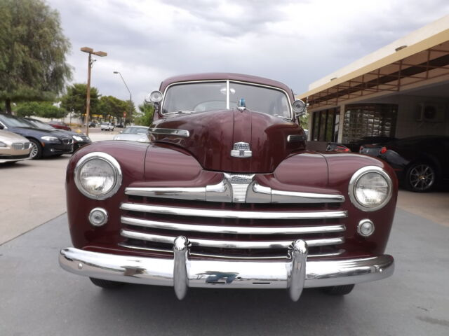 1947 Ford Super Deluxe Fun To Drive Awsome Car Used