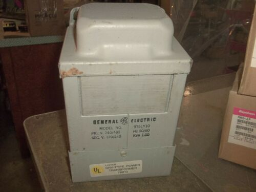 GENERAL ELECTRIC 9T51Y10 DRY TYPE TRANSFORMER (M4)