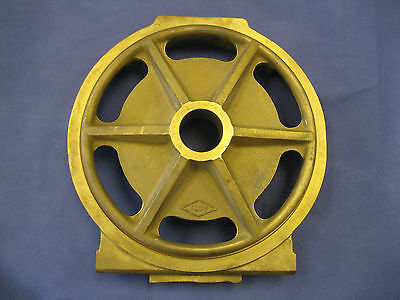 Aluf Industries 1084-005 Piece 19 Saucer Trash Compactor - Use On Class 637 Sub