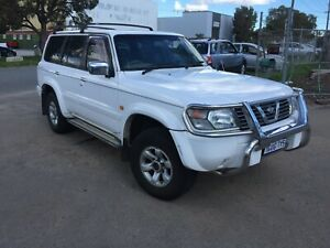 """GU Nissan Patrol Ti 4WD AUTO """"FREE 1 YEAR WARRANTY"""" Welshpool Canning Area Preview"""