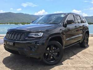 Jeep Grand Cherokee Black Hawk - 5 Year Warranty
