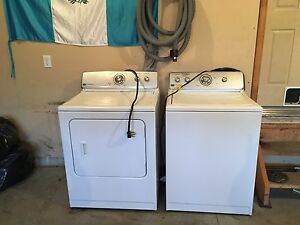 Washer and dryer set  $250 OBO