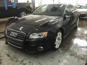 Audi A5 2011 Quattro Coupe Premium - toit / paddle shift / 2.0L