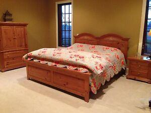 Broyhill Fontana King Bedroom Set Furniture Liberty Hill