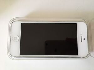Unlocked Silver iPhone 5 for sale