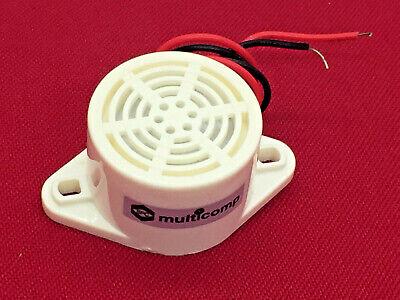 Multicomp 12vdc Small Electronic Buzzer