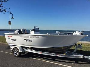 NEW 2017 STACER 469 OUTLAW SIDE CONSOLE - MORETON BAY EDITION! Wynnum Brisbane South East Preview