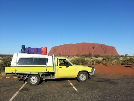 Camping Hilux New Lambton Newcastle Area Preview