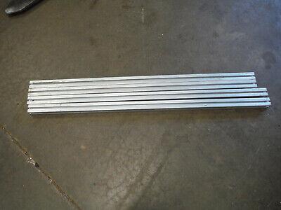 8020 T-slot Aluminum 1515-ls 1.5 X 1.5 4-open Slot 4 Pcs. 42 Inches Min