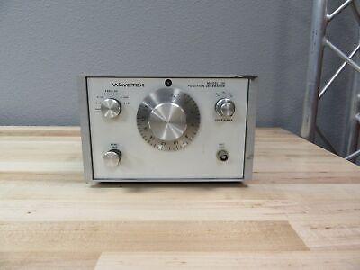 Wavetek Model 130 Function Generator