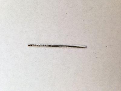 Kyocera 105-0748.400 Standard Flute Solid Round Carbide Micro Drill