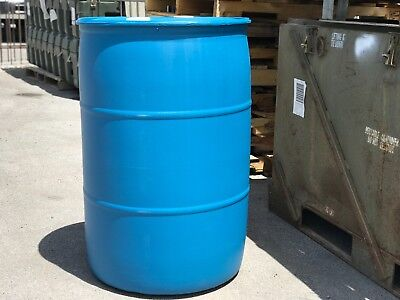 Food Grade Drinking Water 55 Gallon Barrel Drum 24 X 36 No Shipping