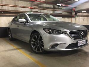 2015 Mazda 6 GT