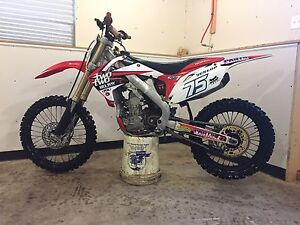 2012 crf250r with papers in my name