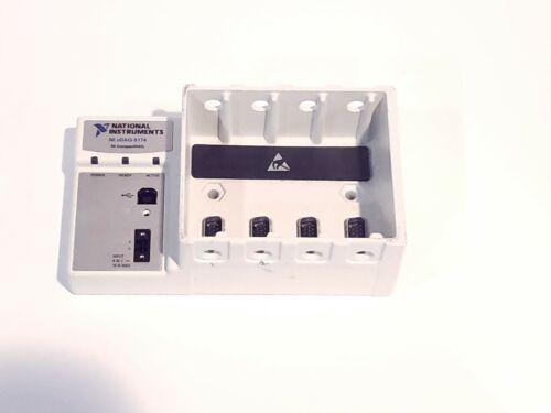 *USA* National Instruments NI cDAQ-9174, 4-Slot, USB CompactDAQ Chassis