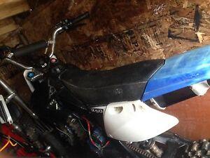 250 Gio dirtbike