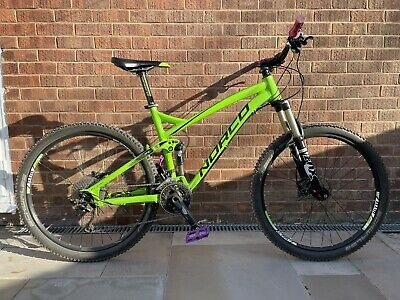Norco Fluid 27.5 - Full Suspension Mountain Bike - Large
