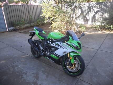 Kawasaki Ninja 636cc 2015