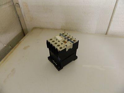 Telemecanique Control Relay, # CA2 KN40, CA2KN40, 110 V Coil, Used, WARRANTY