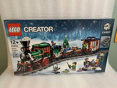 LEGO Winter Village Holiday Train Creator 10254 NEW for Christmas
