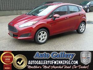 2016 Ford Fiesta SE *Only 1,122 kms!