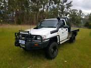 2004 Toyota Hilux Turbo Diesel KZN165 Howden Kingborough Area Preview