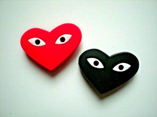 Shoe Charm Button Plug For Leading Garden Boat Beach Clog Holes Wristbands Heart