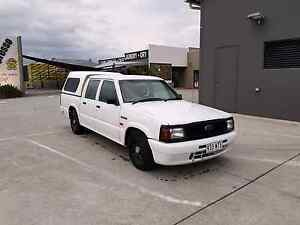 For Swaps or sale Ford Courier 1998 Labrador Gold Coast City Preview