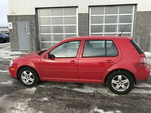 2010 City Golf - 75,000km | no accidents | winter tires!