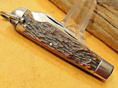 ww2 camillus easy open pocket knife old pocket knife lot vintage knives lot