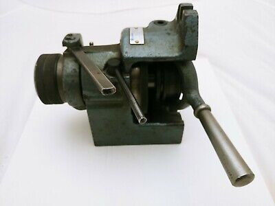 Yuasa 5c Collet Indexer Vertical Horizontal Made In Japan