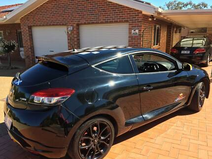 Renault Megane RS265 RB7 2012 Coombs Molonglo Valley Preview