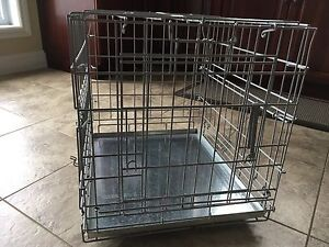 Small to medium sized crate or cage