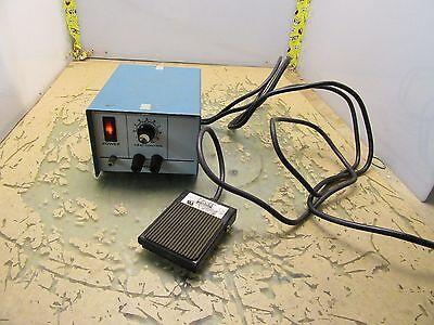 Pace Pr-10 Soldering Power Source W Footpedal 2ii-2