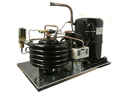 Used, Water-Cooled LD AVA5542EXN Condensing Unit 3