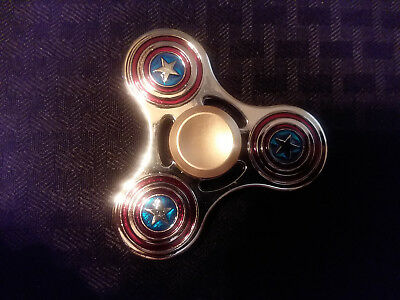 Mystery 4-Pack Marvel/DC Mystery Pack Fidget Spinners!!