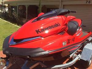 Kawasaki Jet Ski Supercharged Ultra 250x Low Hours! Duncraig Joondalup Area Preview