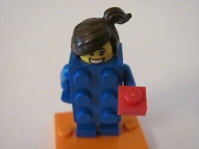 NEW LEGO MINIFIGURES SERIES 18 #71021 ~ BRICK SUIT GIRL