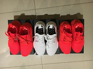 ADIDAS NMD monochrome pack solar red  DS sz 11 Beverly Hills Hurstville Area Preview