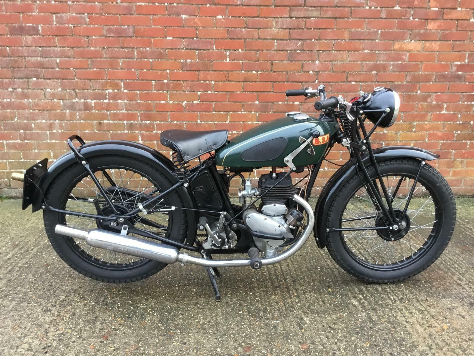 Bsa Motorcycles Scooters For Sale Ebay