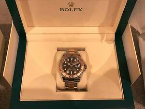 1 Month old Rolex Yachtmaster 40mm Everose Gold Manly Manly Area Preview