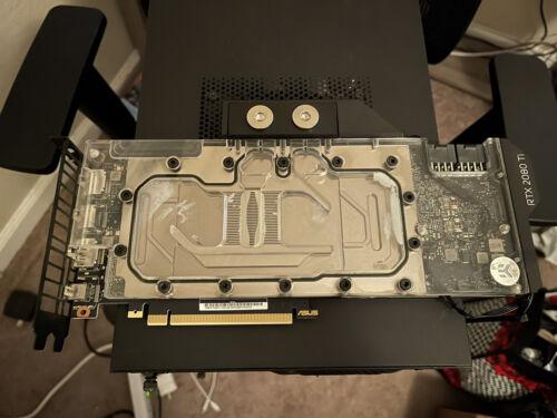 ASUS Turbo GeForce RTX 2080 Ti 11GB GDDR6 Graphics Card TURBO-RTX2080TI-11G  - $630.00