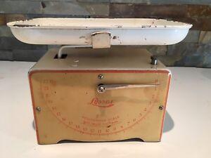 Vintage Lyssex Kitchen Scale