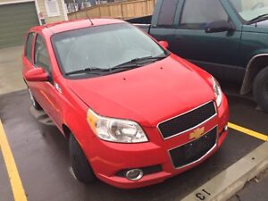PRICED TO SELL - 2011 Chevy Aveo