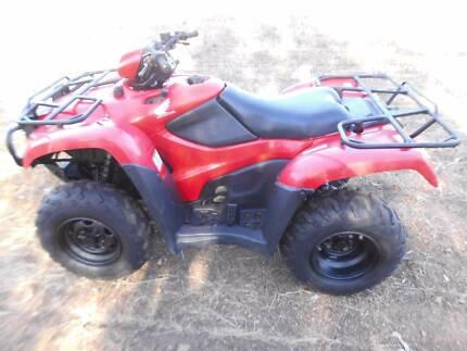 Honda Foreman 500 4X4 farm Quadbike 2012