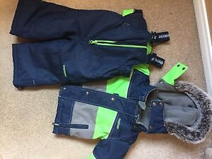 Boy Oshkosh 18 month snowsuit